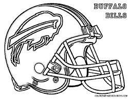 Nfl Helmet Coloring Pages Bing Images Coloring Pages For