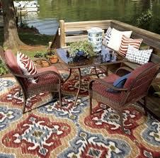 furniture outdoore sets garden exotic and traditional rug for small patio wicker 100