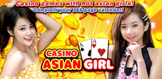 Asian Girl Casino Slots : Model calendar casino on Windows PC Download Free  - 1.0 - com.megastudio.game.asiangirlcas