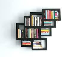 wooden wall bookshelf bookshelves mounted and also decorative shelves corner rustic wood mou