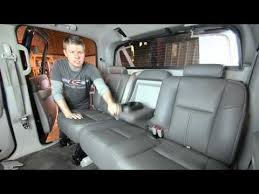 chevy avalanche leather interior