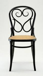 michael thonet designed cafe daum side chair a18 56 rattan furniture vine furniture