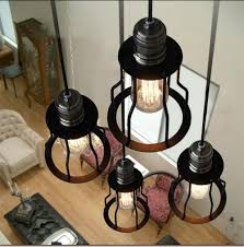 wire cage pendant light. 1 Head Metal Wire Cage Pendant Light Fixtures Classical Industrial Loft Countryside Vintage Antique Edison Lamps-in Lights From