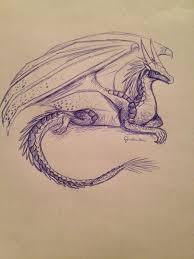 Whiteout Dragons Drake Kresby Tužkou A Kresby