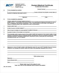 23 Medical Certificate Samples Free Premium Templates