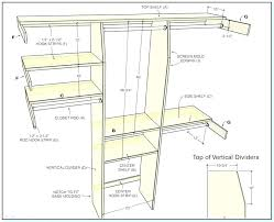 Standard Closet Rod Height Simple Standard Height For Closet Rod And Shelf Dstreetnoshery
