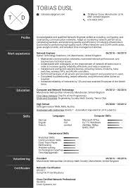 Engineering Skills Resume Resume Examples By Real People Network Engineer Resume