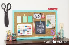 DIY Cork Board Project: Upcycled Cork Board Turned Inspiration Board