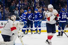 Florida Panthers At Tampa Bay Lightning Preview Game One Is