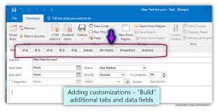 Create An Outlook Template How To Create Publish Organizational Forms In Office 365