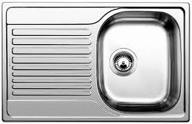 <b>Кухонная мойка Blanco Tipo</b> 45 S Compact матовая - Купить в ...
