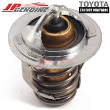 Great GENUINE OEM TOYOTA ENGINE COOLANT THERMOSTAT 9091603075 ...