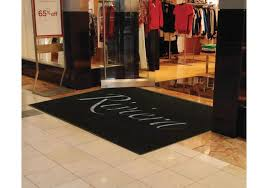 carpet mat with your company logo