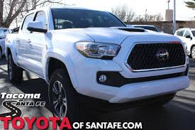 New 2018 Toyota Tacoma TRD Sport Double Cab 5' Bed V6 4x4 AT ...