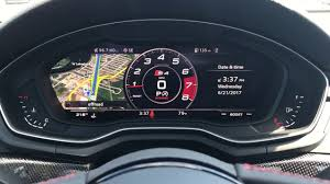 2018 audi virtual cockpit. contemporary audi 2018 audi s4 30 turbo quattro virtual cockpit dynamic kocourek wausau  imports throughout audi i