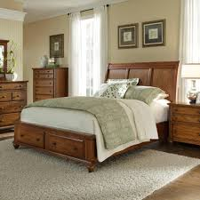 Hayden Place King Sleigh Bed with Storage Footboard by Broyhill Furniture