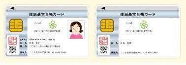 住民 基本 台帳 カード と は