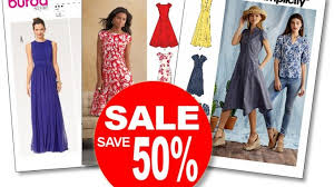 Simplicity Patterns Sale Fascinating Sale Take A Grip On Sewing Pattern Sale While Simplicity Newlook