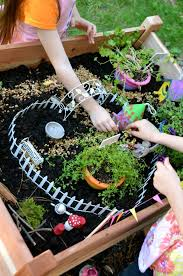 fariy garden. Let\u0027s Build A Fairy Garden Table! Fariy