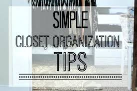 simple closet ideas. Unique Closet Simple Closet Organization Easy Ideas  Tips Farm Real To Simple Closet Ideas