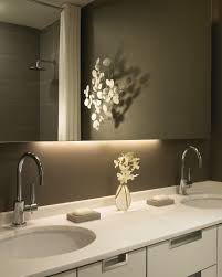 Bathroom Vanity Light Height Awesome Rise And Shine Bathroom Vanity Lighting Tips