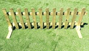 wood picket fence panels. Wood Picket Fence Panels Replacing Planks And Rails A  Rotten E