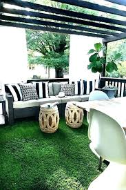 fake grass rug artificial outdoor new rugs adding to the deck green turf area artificia