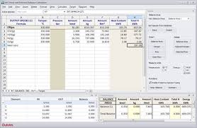 Heat Balance Chart Hsc Chemistry Software For Process Simulation Reactions
