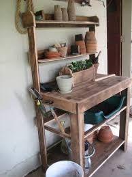 Potting Bench Plans Best Potting Bench Plans To Increase Productivity In Gardening