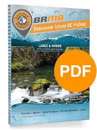 Burrard Inlet Depth Chart Vancouver Island Bc Fishing