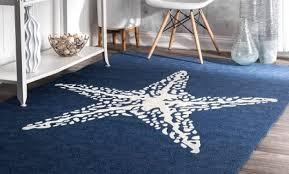 nuloom handmade indoor blue rug