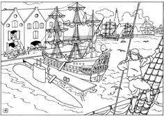 10 Beste Afbeeldingen Van Geschiedenis Groep 6 Amsterdam Primary