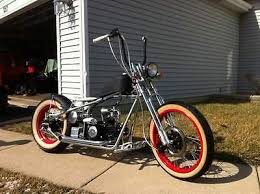 custom bobber motorcycles for sale in illinois
