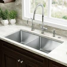Kitchen Sink Knockout Elkay Stainless Undermount Kitchen Sink