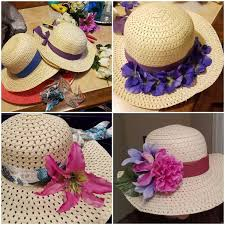 diy english garden party hats bridesmaidsconfession com