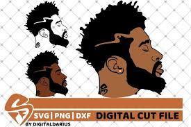 Choose from over a million free vectors, clipart graphics, vector art images, design templates, and illustrations created by artists worldwide! 3x Black Man Svg Natural Hair Svg Beard Man Svg Afro Boy 455422 Cut Files Design Bundles