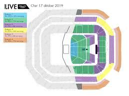 Cher Friends Arena