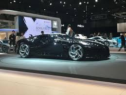 On tuesday at the geneva. Bugatti Redefines Hyper Luxury With La Voitre Noire The Most Expensive Car Ever Wlos