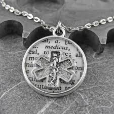 paramedic definition necklace