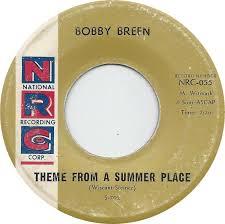 45cat bobby breen theme from a summer place hawaii calls nrc usa nrc 055