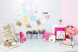 diy desk accessories for girls. Simple Desk Desk Accessories For Diy Accessories Girls