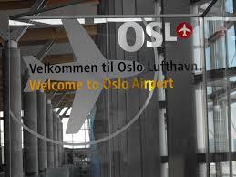 Afbeeldingsresultaat voor oslo airport
