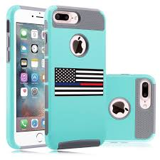Light Blue Apple Case Amazon Com Shockproof Impact Hard Soft Case Cover For Apple