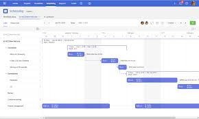 Project Schedules Simple Team Planning And Project Schedule Software Tools