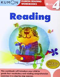 Grade 4 Reading Kumon Reading Workbooks Amazon Co Uk Eno