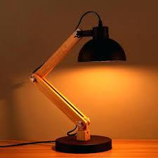 swing arm desk lamp wooden swing arm desk lamp swing arm desk lamp with usb port