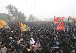 Image result for راهپیمایی  حامیان شیخ زکزاکی