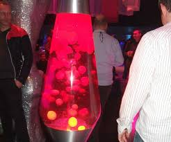 Giant Lava Lamp Tower
