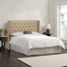 Skyline Bedroom Furniture Skyline 141nbbed Full Diamond Tufted Wingback Nail Bed