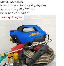 Máy rửa xe OMAIS QL980T có chỉnh áp,công suất 2800W